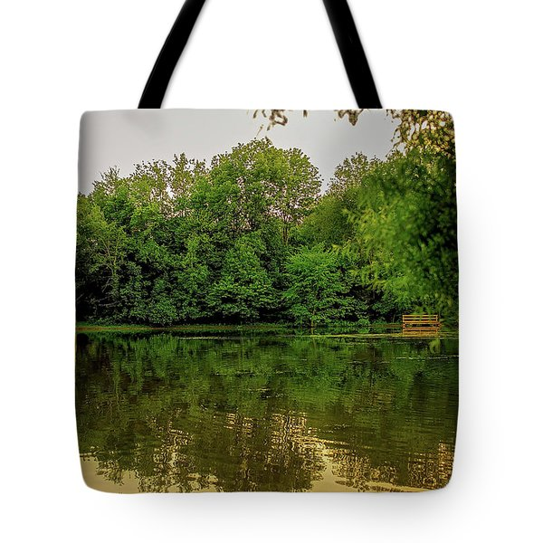 Closter Nature Center Tote Bag