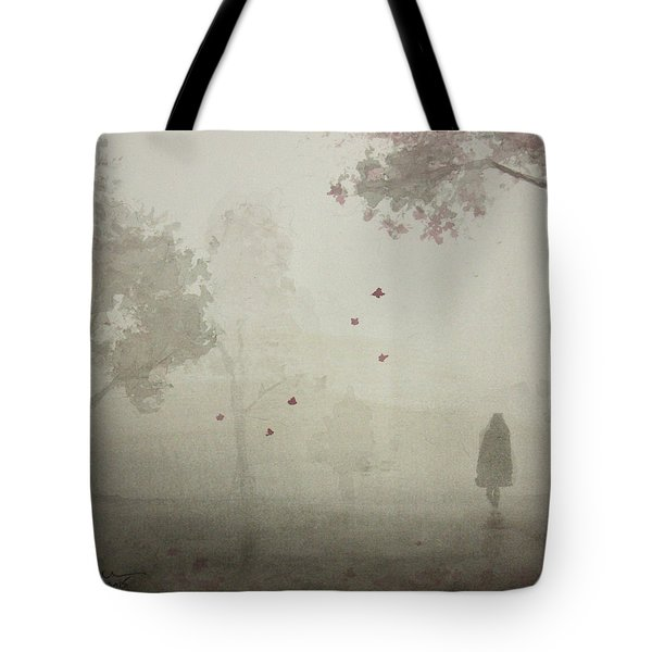 Closure Tote Bag by Rachel Hames