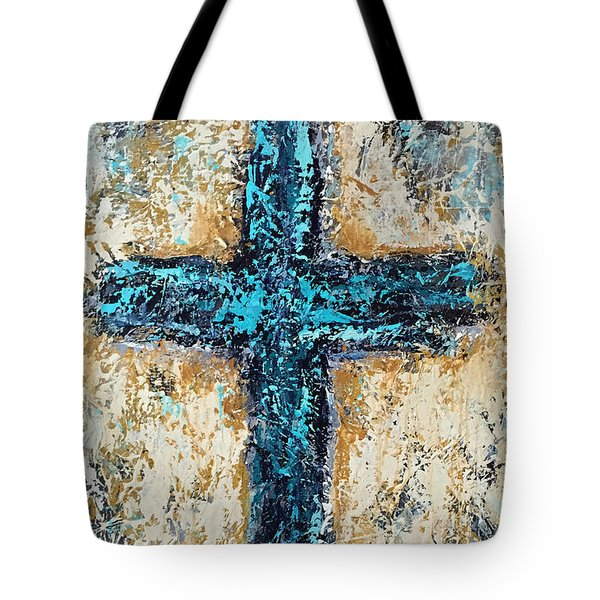 Clothe Yourself In Mercy Tote Bag