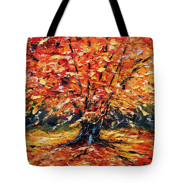 Clothed With Splendor Tote Bag