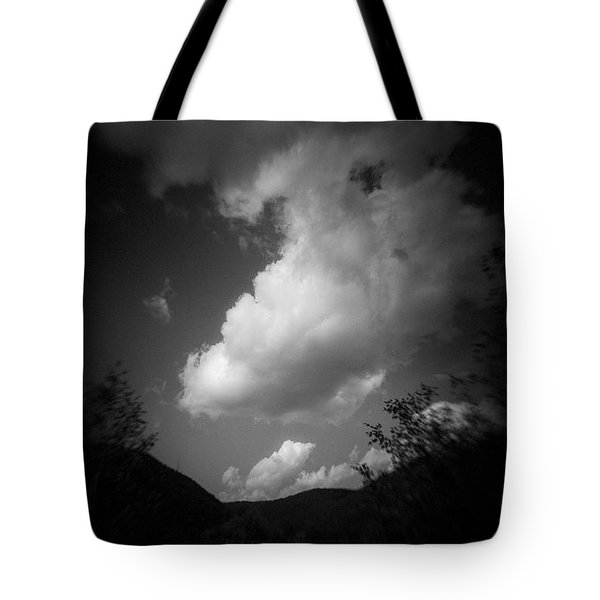Cloud #2186 Tote Bag