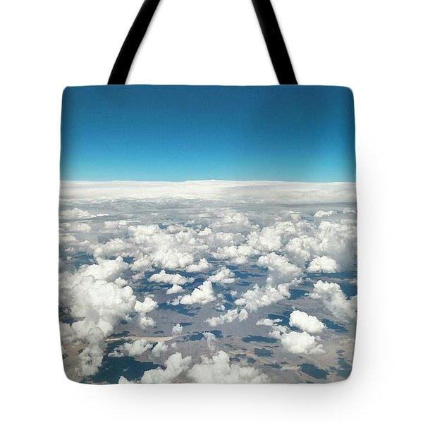 Cloud #9 Tote Bag