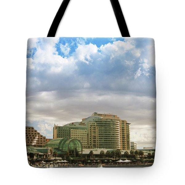 Cloud Blanket  Tote Bag by Douglas Barnard