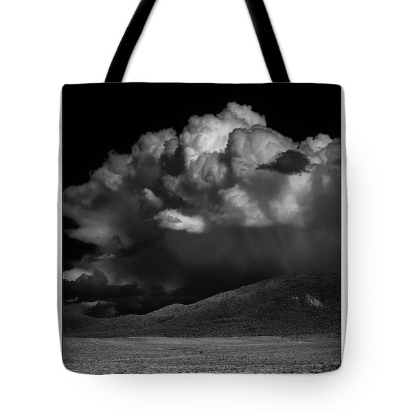 Cloud Burst Tote Bag