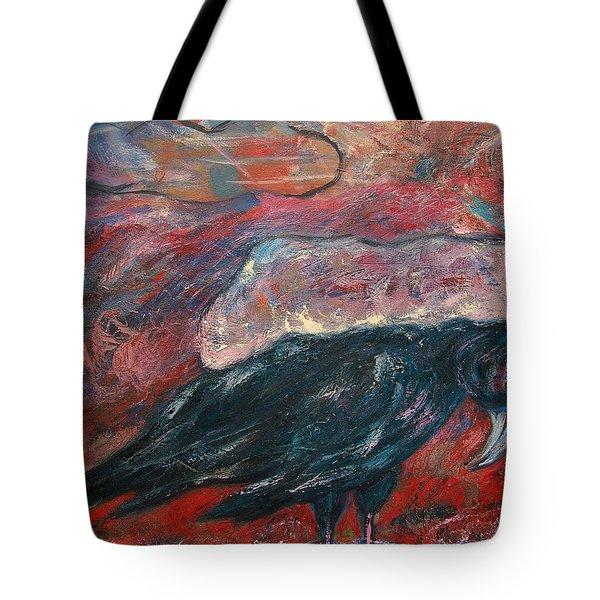 Cloud Carrier Tote Bag