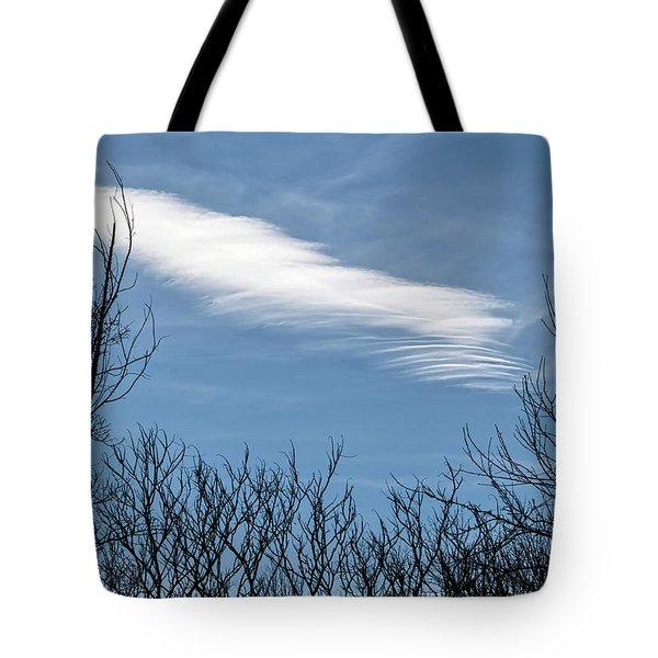 Cloud Chasing - Tote Bag