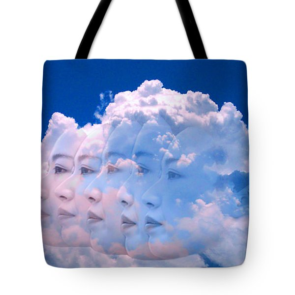 Cloud Dream Tote Bag by Matthew Lacey