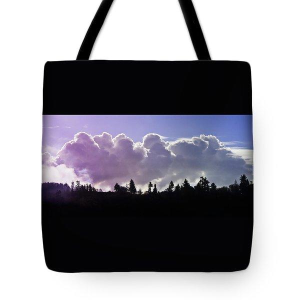 Cloud Express Tote Bag by Adria Trail