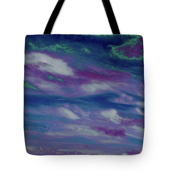 Cloud Fantasia Tote Bag