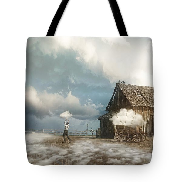 Cloud Farm Tote Bag