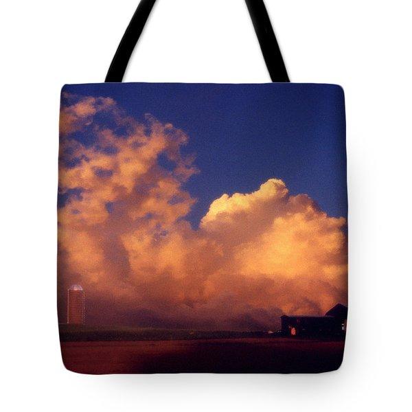 Cloud Farm Tote Bag