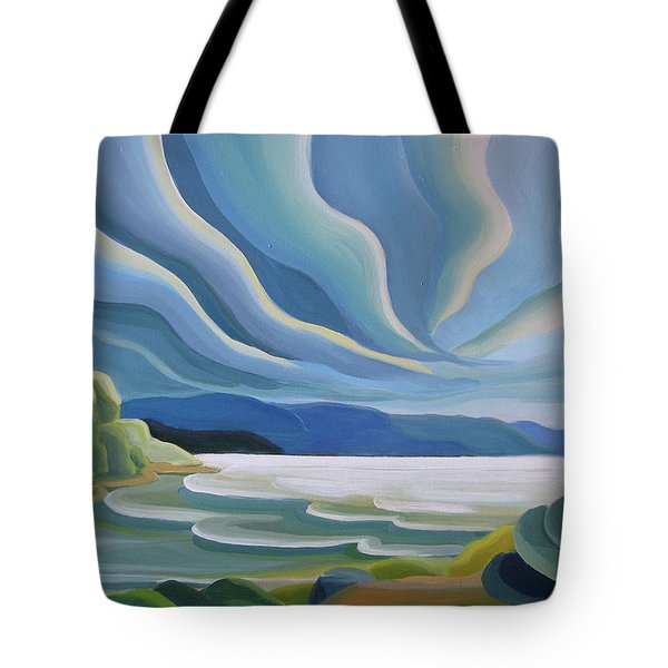 Cloud Forms Tote Bag