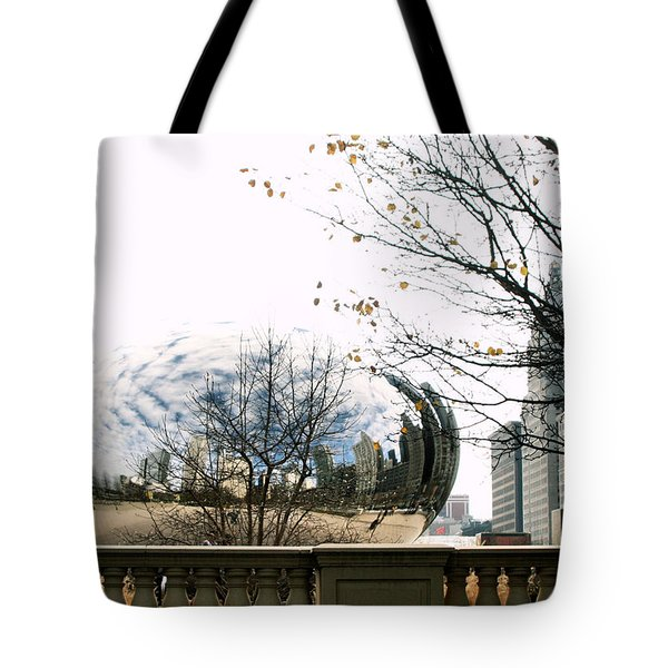 Cloud Gate - 1 Tote Bag