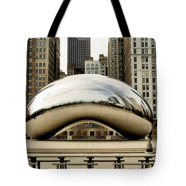 Cloud Gate - 3 Tote Bag