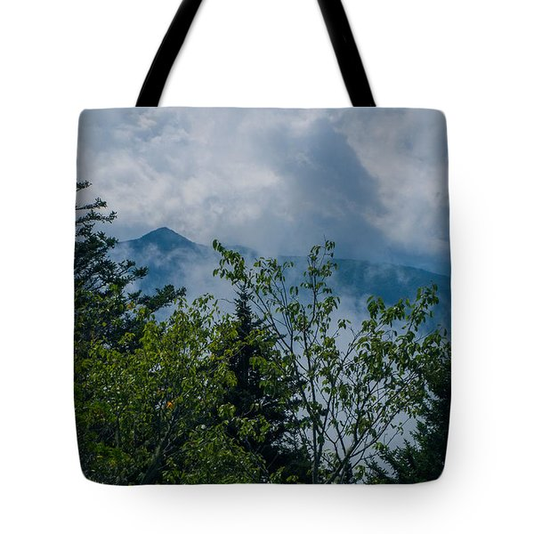 Cloud Hidden Tote Bag