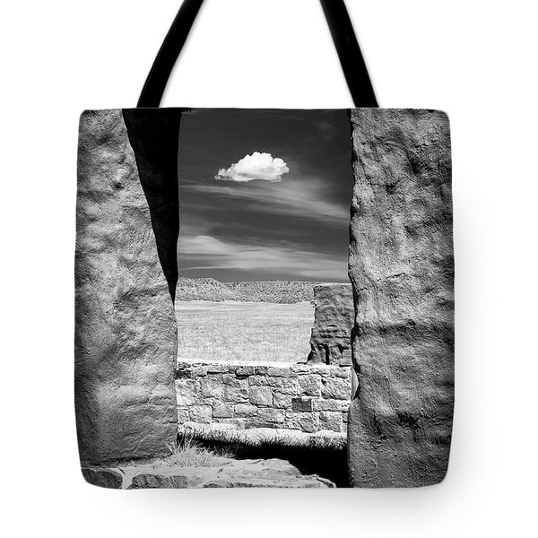 Tote Bag featuring the photograph Cloud In The Window by James Barber