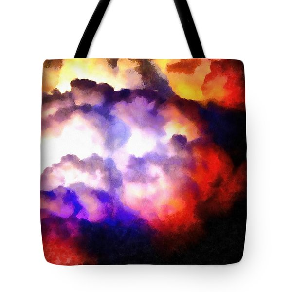 Cloud Sculpting 1 Tote Bag