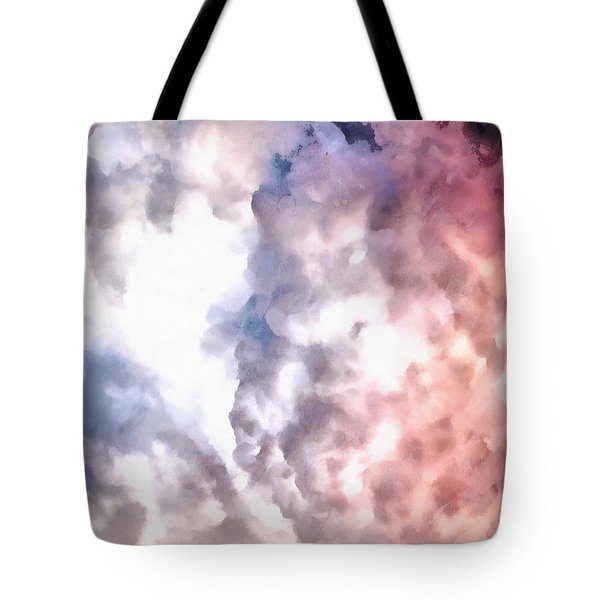 Cloud Sculpting 3 Tote Bag