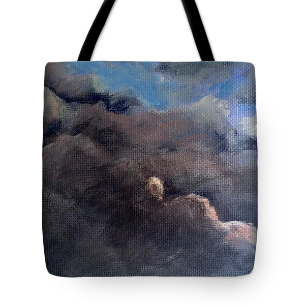 Cloud Study #1 Tote Bag