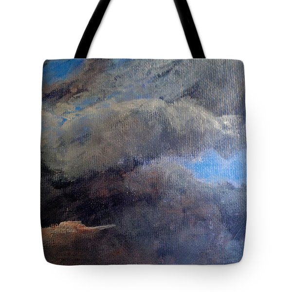 Cloud Study #2 Tote Bag