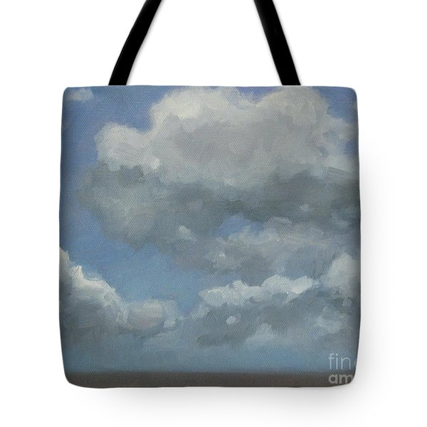 Cloud Study Series Three Tote Bag