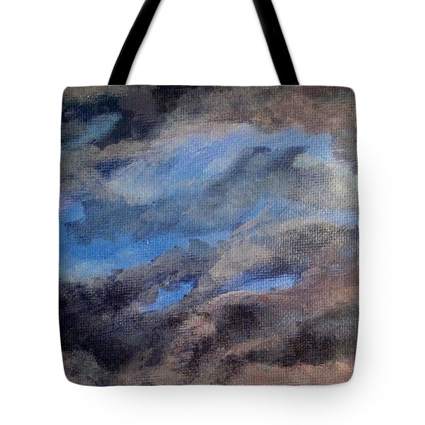 Cloud Study #3 Tote Bag