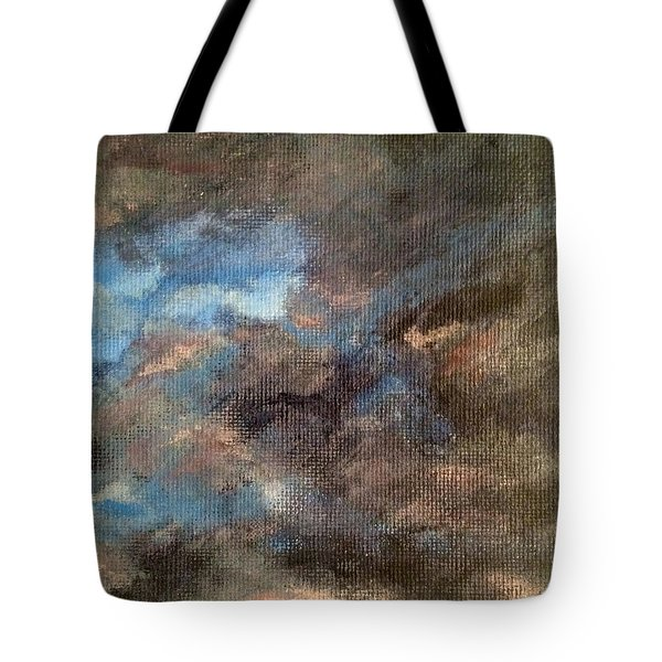 Cloud Study #4 Tote Bag