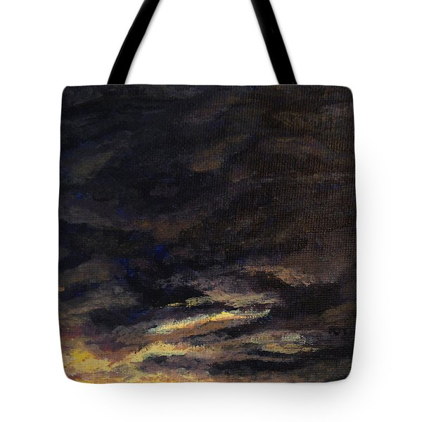 Cloud Study #5 Tote Bag