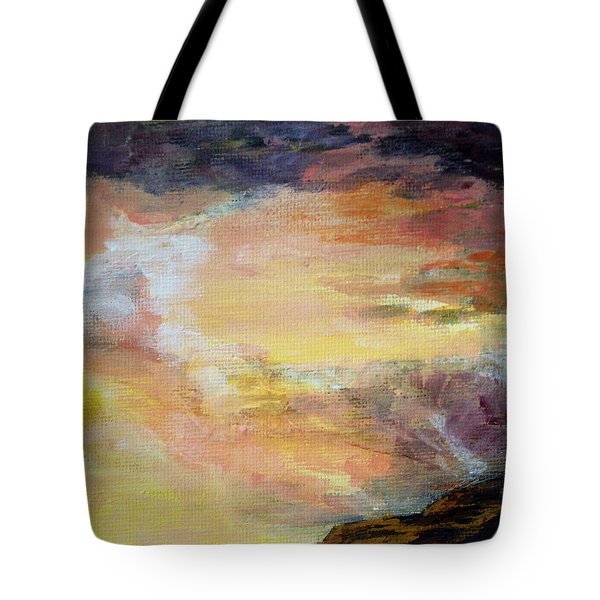Cloud Study #6 Tote Bag