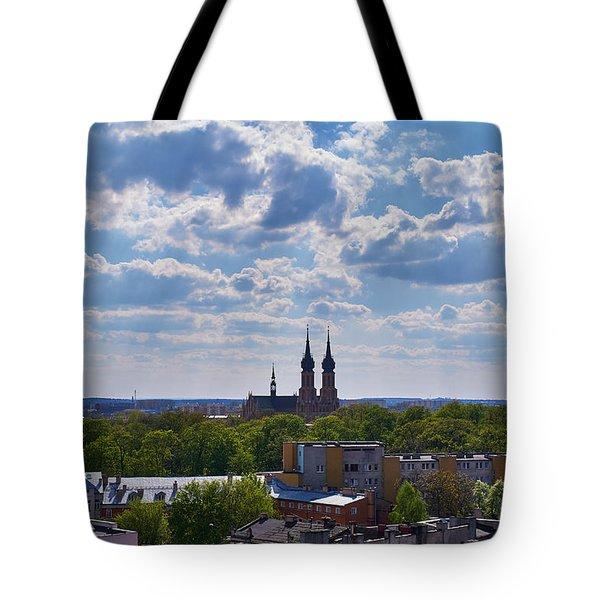 Cloud Ticklers Tote Bag