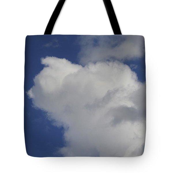 Cloud Trol Tote Bag by James McAdams