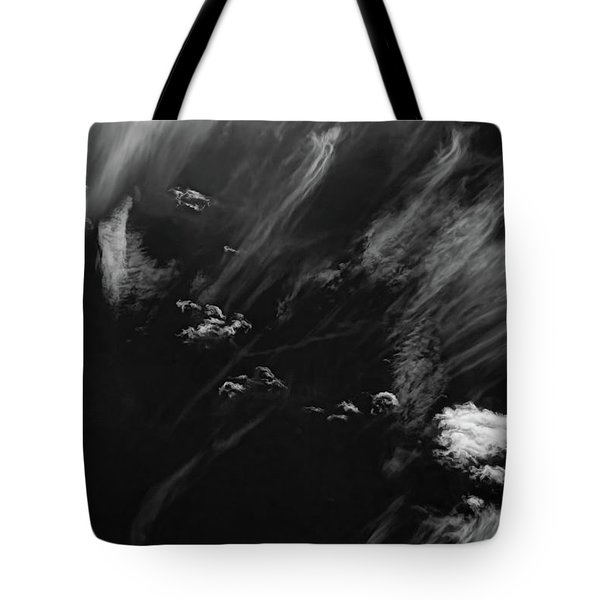 Tote Bag featuring the photograph Cloud Wisp by Britt Runyon