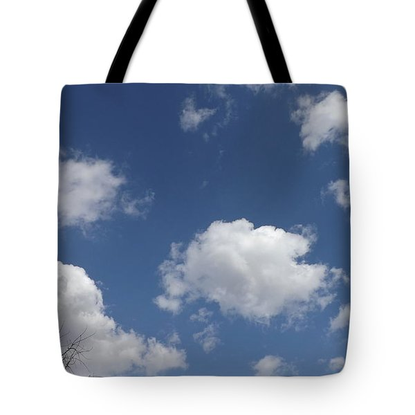 Cloudbank 3 Tote Bag