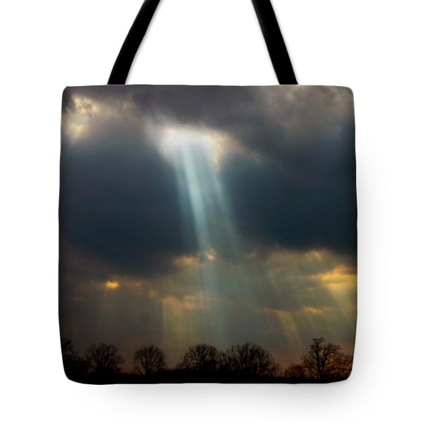 Cloudbreak Tote Bag