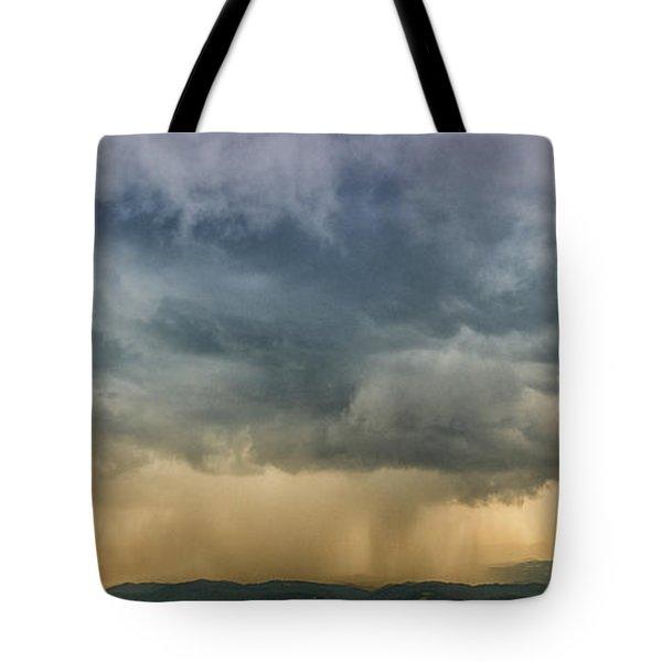 Storm Clouds - Blue Ridge Parkway Tote Bag