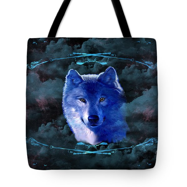 Clouded Dreams Tote Bag