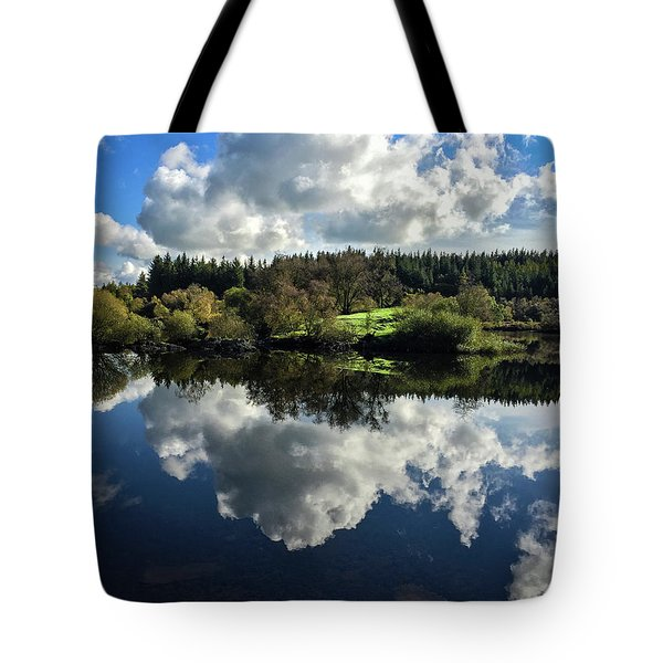 Clouded Visions Tote Bag