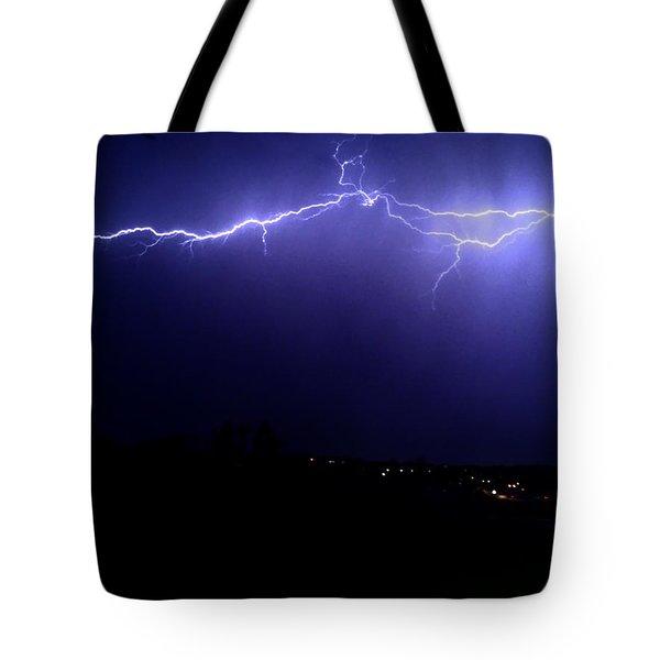 Cloudhopper Tote Bag