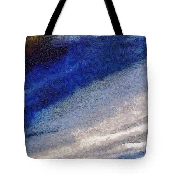 Clouds 10 Tote Bag by Spyder Webb