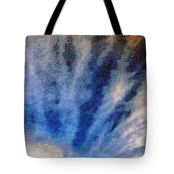 Clouds 12 Tote Bag by Spyder Webb