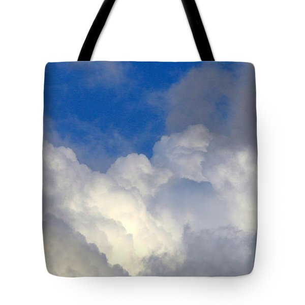 Clouds After The Rain Tote Bag