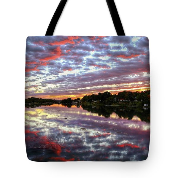 Clouds And More Tote Bag