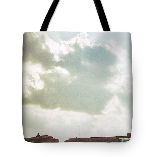 Clouds Are Amazing  Tote Bag
