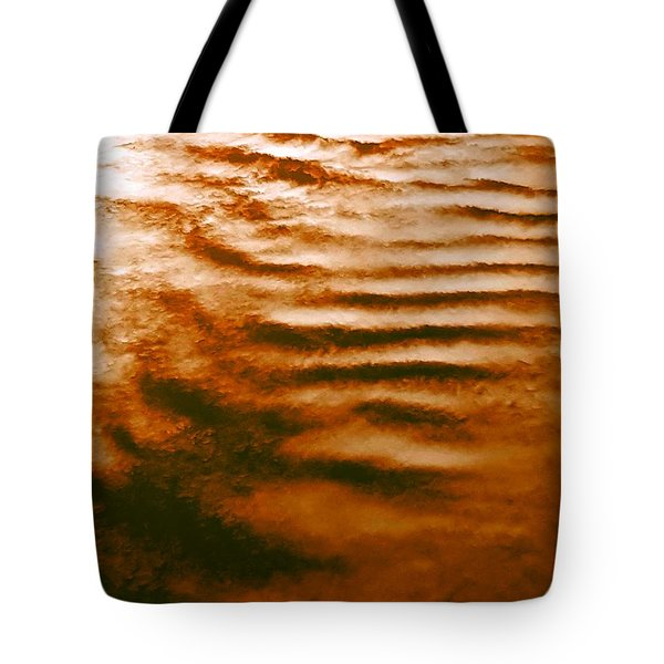 Ripples In The Sky Tote Bag