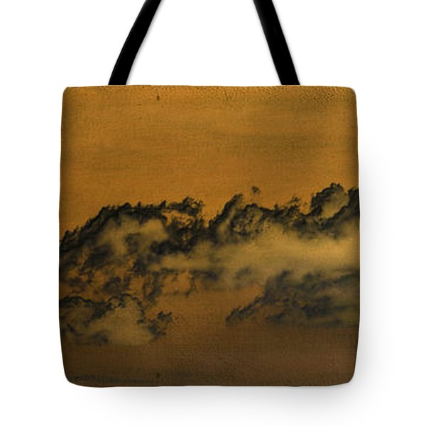 Tote Bag featuring the photograph Clouds by Chris Armytage