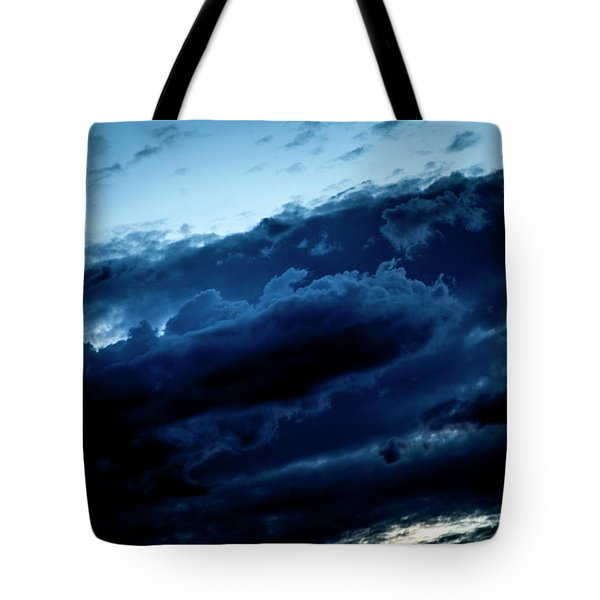 Clouds Fall Tote Bag