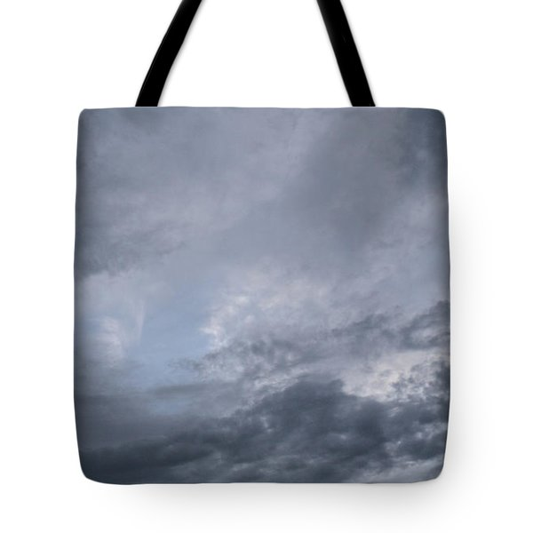 Tote Bag featuring the photograph Clouds by Megan Dirsa-DuBois