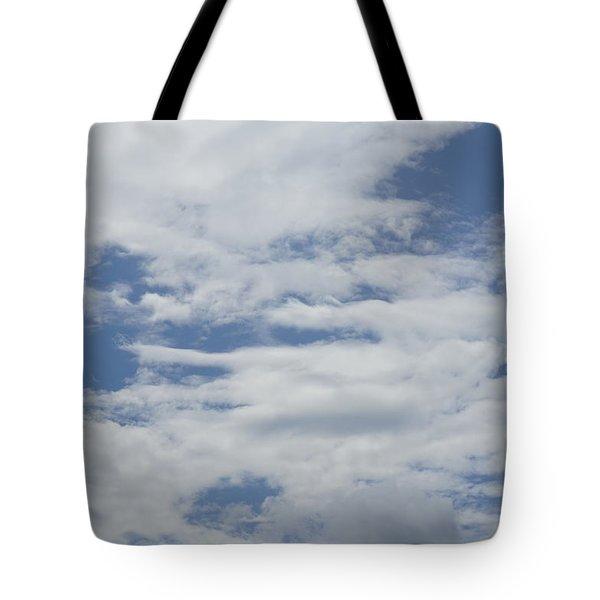 Clouds Photo II Tote Bag
