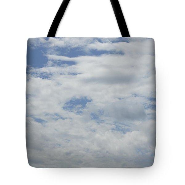 Clouds Photo IIi Tote Bag