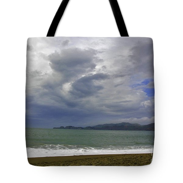 Cloudy Day Tote Bag